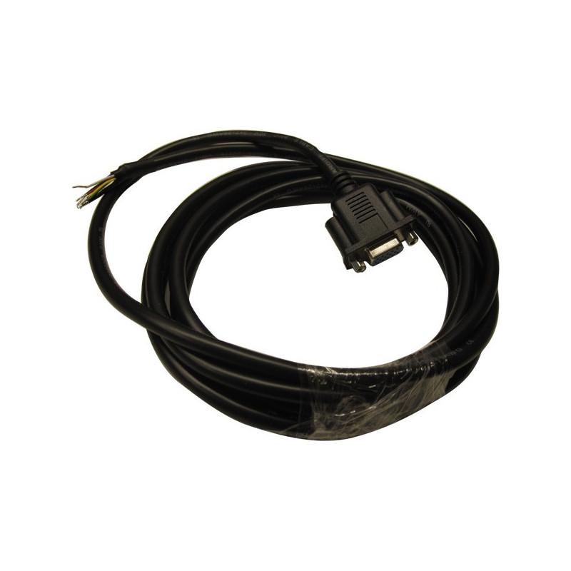 Encoder cable 3m (ES-D508 & ES-DH1208 & ES-DH2306)