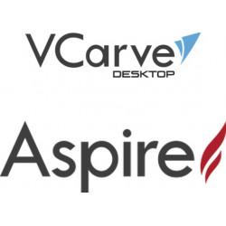 VCarve Desktop to Aspire...