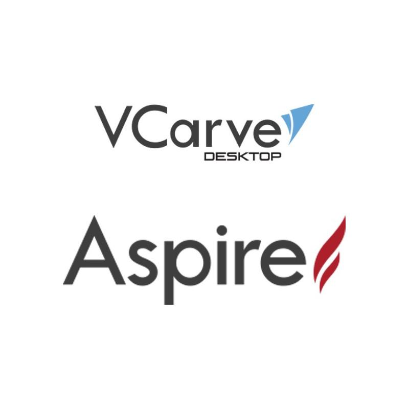 VCarve Desktop to Aspire Upgrade