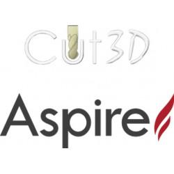 Cut3D to Aspire Upgrade