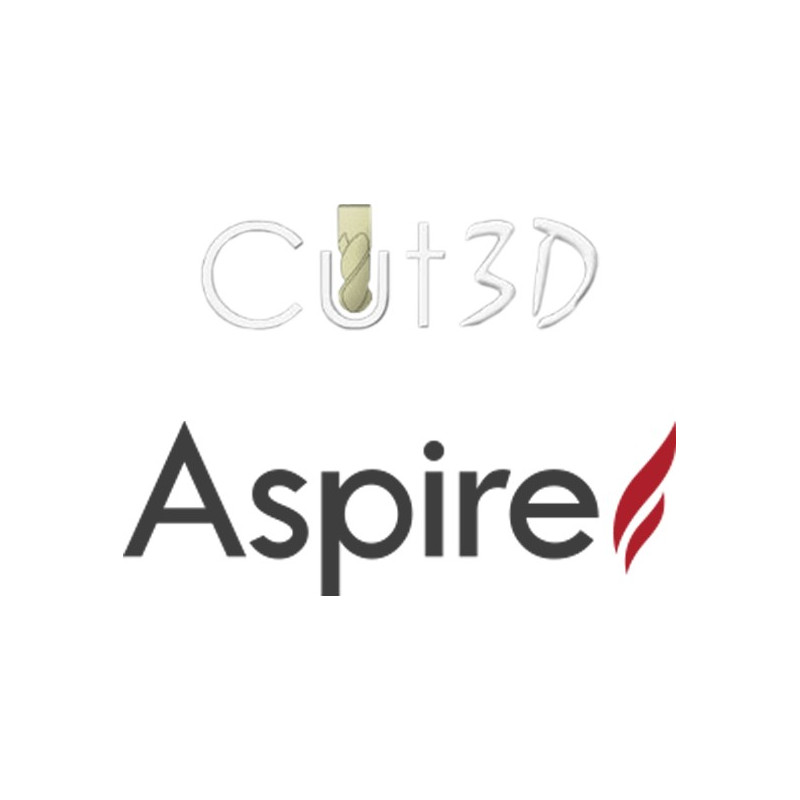 Cut3D to Aspire Upgrade