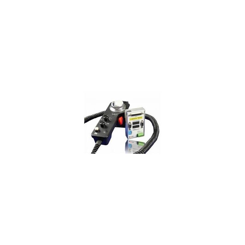 CSMIO-MPG kit and handwheel
