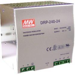 Power supply 24V 10A DRP240