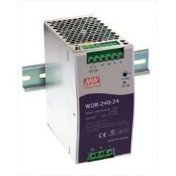 Power supply 24V 10A WDR-240-24