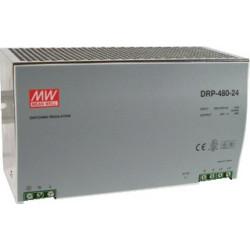Power supply 24V 20a DRP-480-24