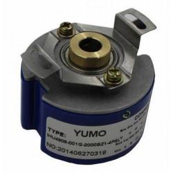 Incremental rotary encoder - differential signal, TTL 5V :: 2500 p/rev :: IHU4808