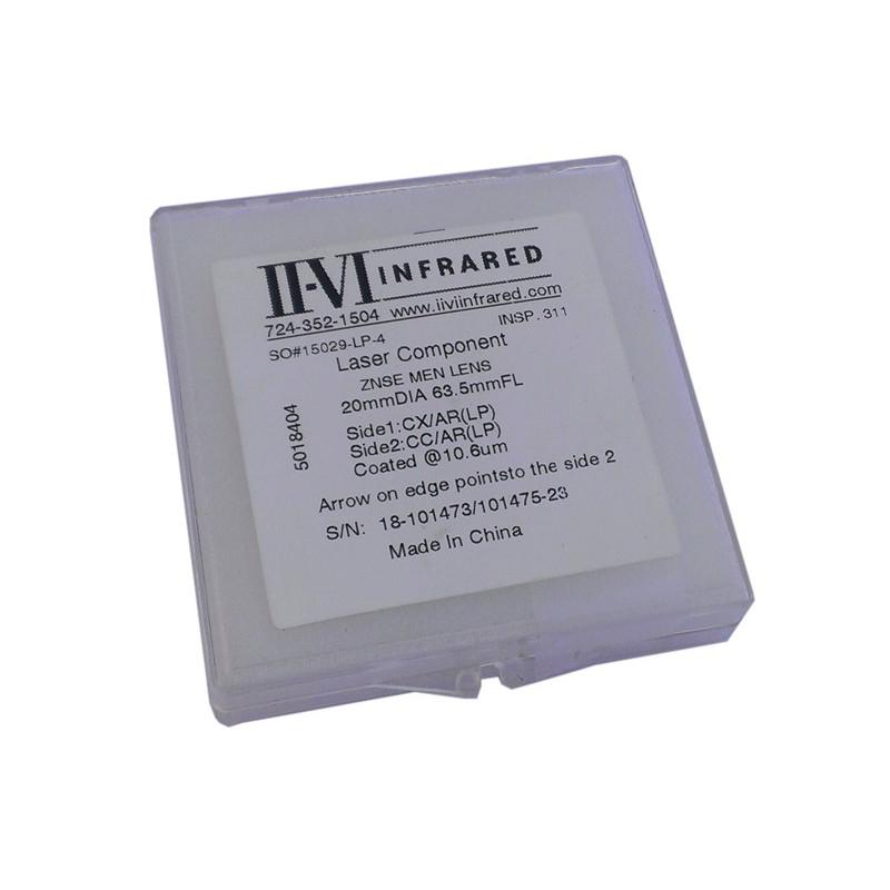 II-VI Spiegel D 25mm x 3mm SI