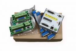 CSMIO/IP-M 4 axis Ethernet Motion Controller (STEP/DIR)